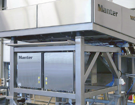 Manter enclosures