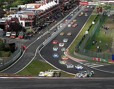 Eldon Enclosures Installed By Sdm At The Spa Francorchamps Circuit